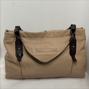 Rafe Slouchy pebbled leather tote